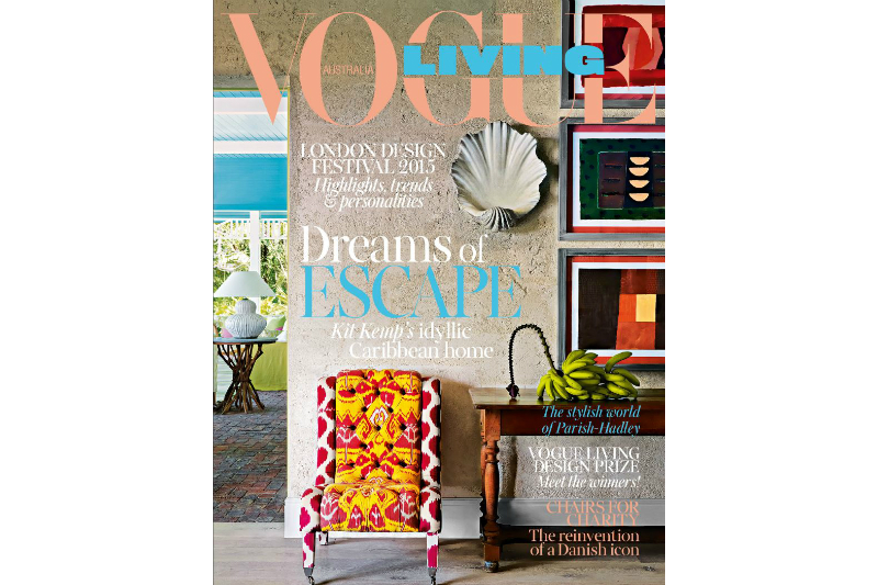 VOGUE LIVING AUSTRALIA LDF HIGHLIGHTS